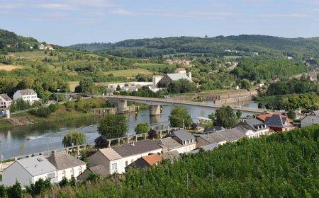 Городок Шенген