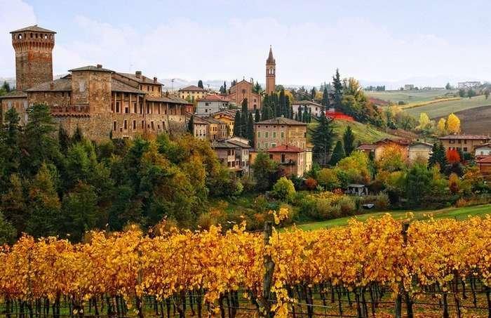 Италия осенью