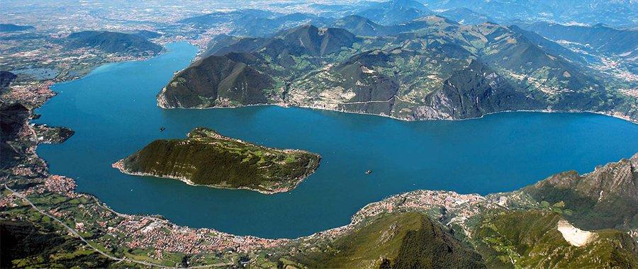 Озеро Изео