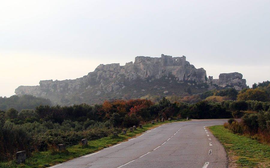 Пейзажи в Провансе
