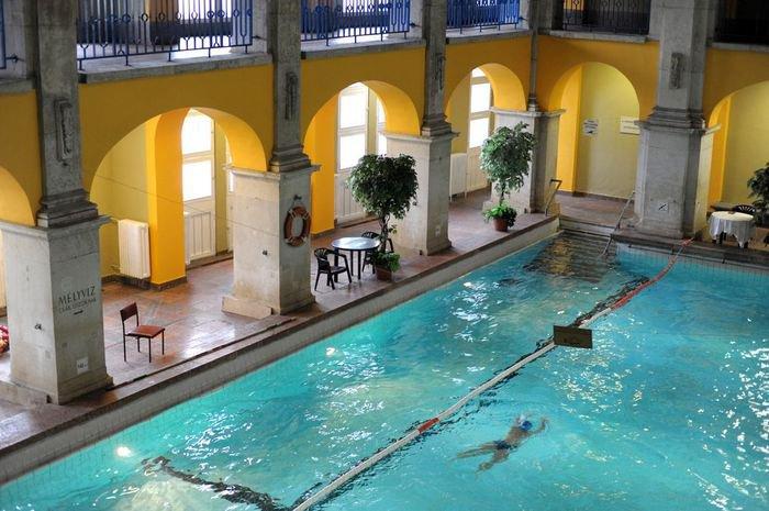 Будапешт купальни Рудаш