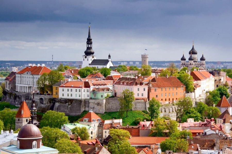 Неповторимый Таллин