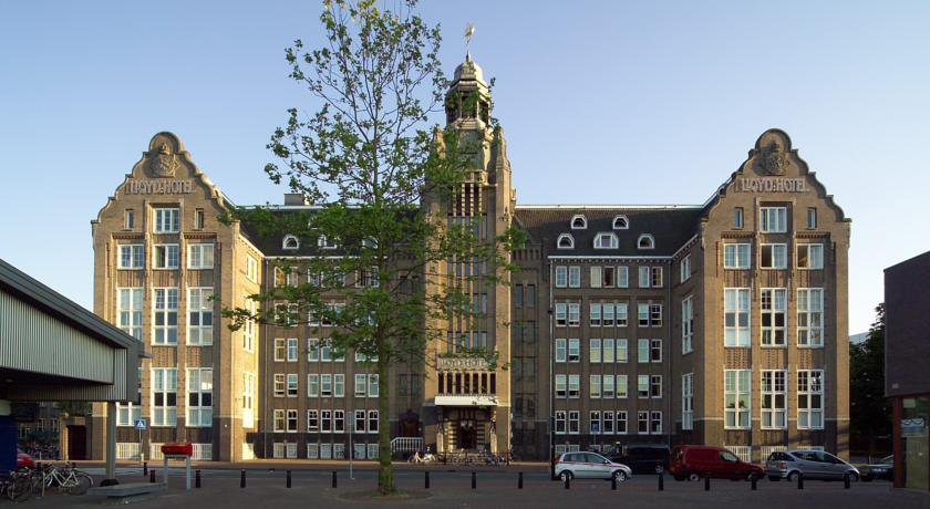 Амстердам Lloyd Hotel