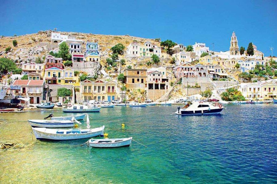 Жилье в остров Фракия на берегу моря
